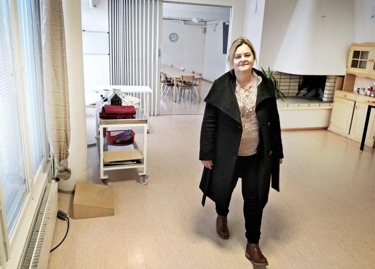 Pietarsaaren Vanhustenystävät: 18-paikkainen yksikkö