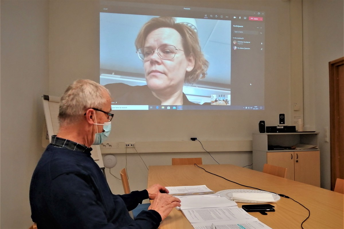 Kotihoidon palveluista positiivisia signaalejakyselytutkimuksen tulokset Pietarsaaren osalta parantuneet...