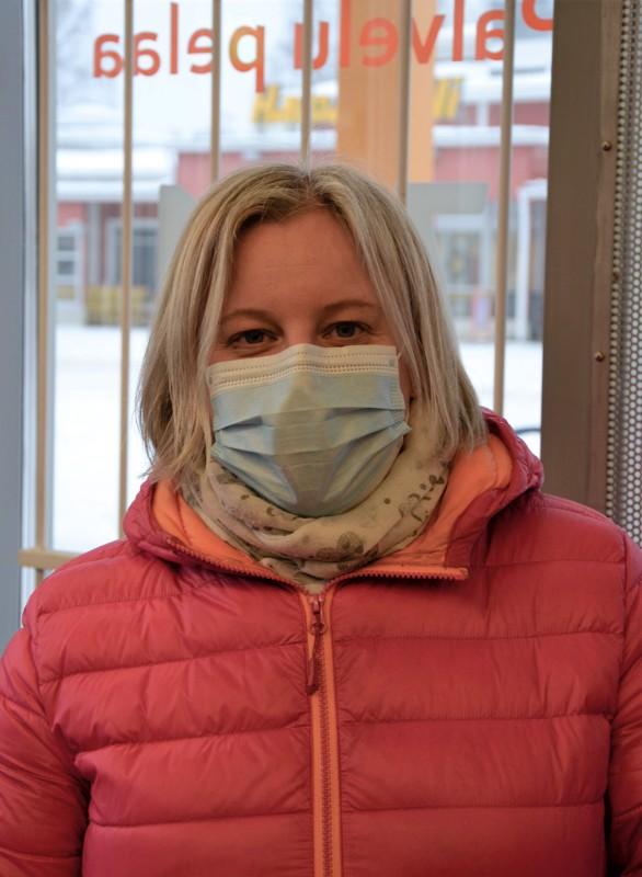 Anne Rahkola-Nissilä, Kannus-Aion ottaa kyllä.