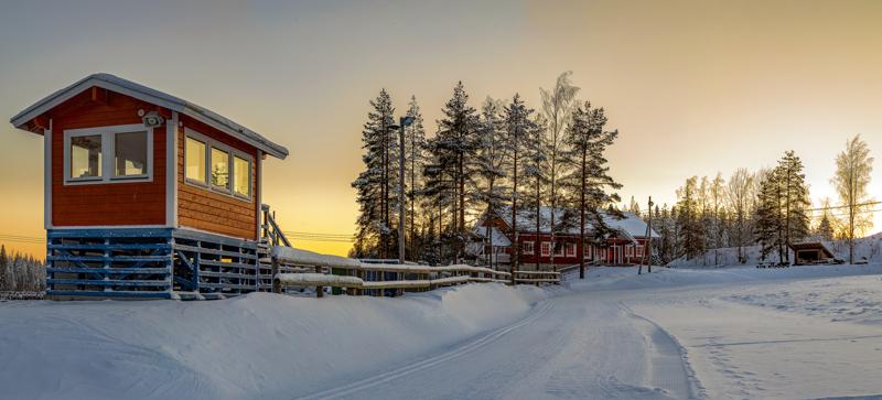 Aakonmajan hiihtoladut Aakonvuoren maastossa tarjoavat harraste- ja kilpahiihtoon loistavat mahdollisuudet.