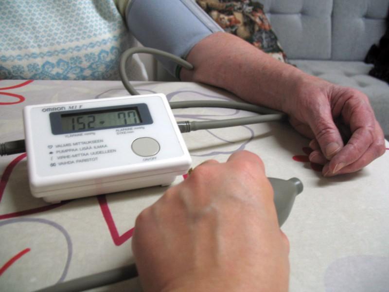 Peruspalvelukuntayhtymä Kallion terveyspalveluissa sairaanhoitajan vastaanotot jatkuvat, mutta kotihoidon puolelta vastaava ilmaispalvelu loppuu 22. tammikuuta.