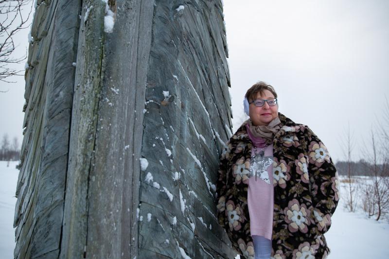 - Hyödynnän blogia myös työssäni, kerron oppilaille Kokkolasta sen avulla. Pidän tärkeänä juurien, tapojen ja perinteiden vaalimista, kertoo Minna Heikkilä.