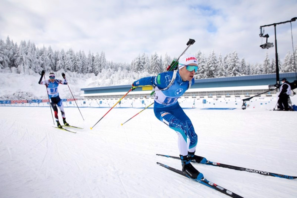 Tero Seppälä onnistui normimatkalla  Makuupaikkojen kolme sakkoa...