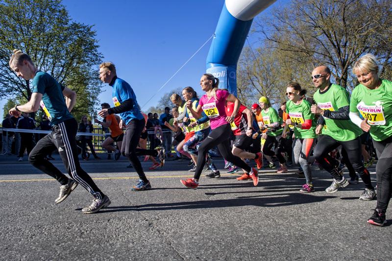 Vuonna 2018 Kokkola City Runin juoksijat kirmasivat matkaan toukokuussa. Tämän vuoden tapahtuma siirrettiin syyskuulle.