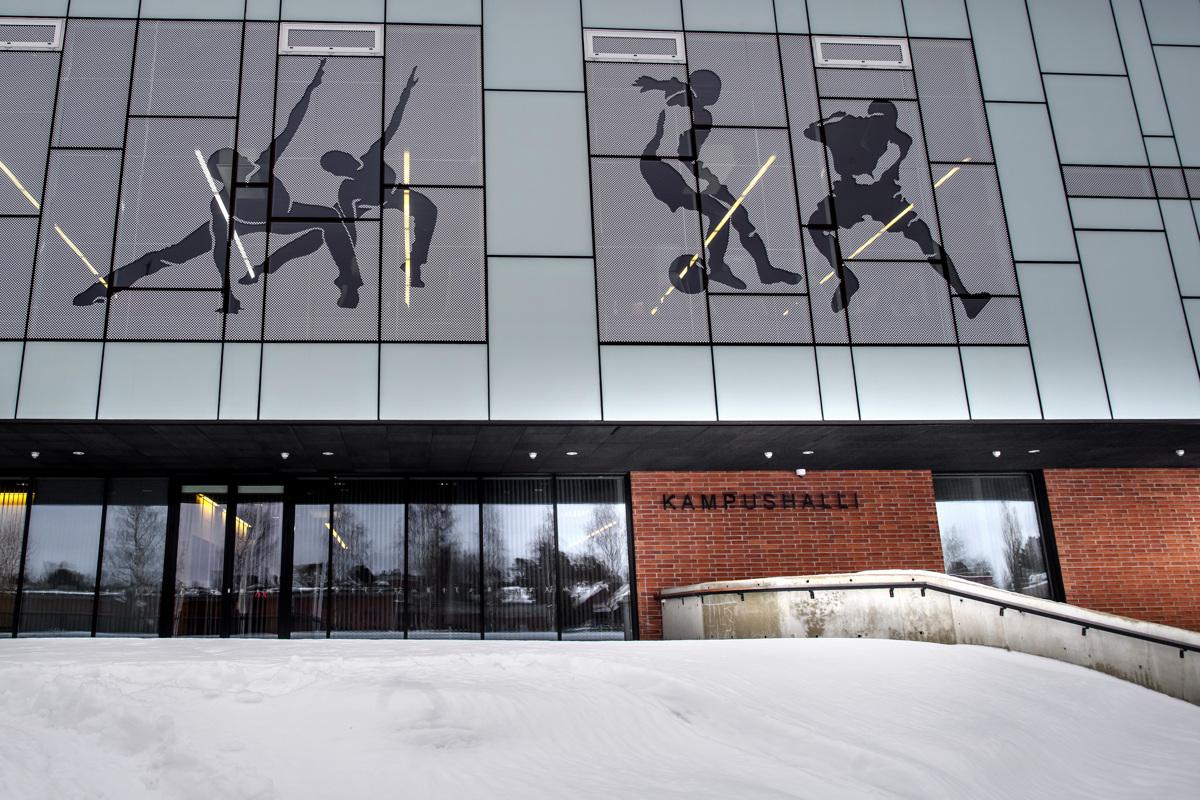 Keski-Pohjanmaan ammattiopistosta myös UrheiluAmis  Tavoitteena on mahdollistaa...