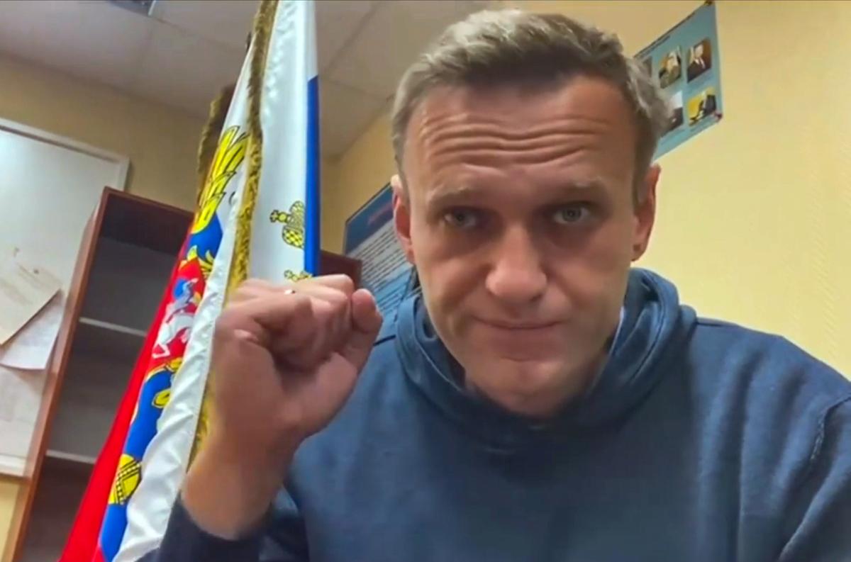 n ulkoministerit kokoontuivat keskustelemaan siitä, miten Aleksei Navalnyin...