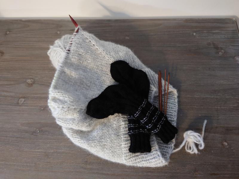 Neulominen on hieno harrastus, jonka lopputuloksilla voi ilahduttaa läheisiä.