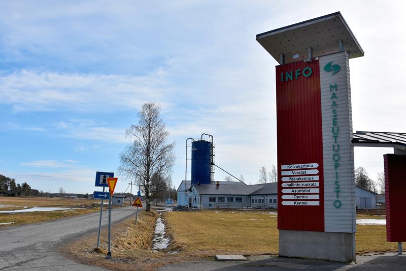 Keski-Pohjanmaan Ammattiopisto Kpedu toimii mm. Kannuksessa.