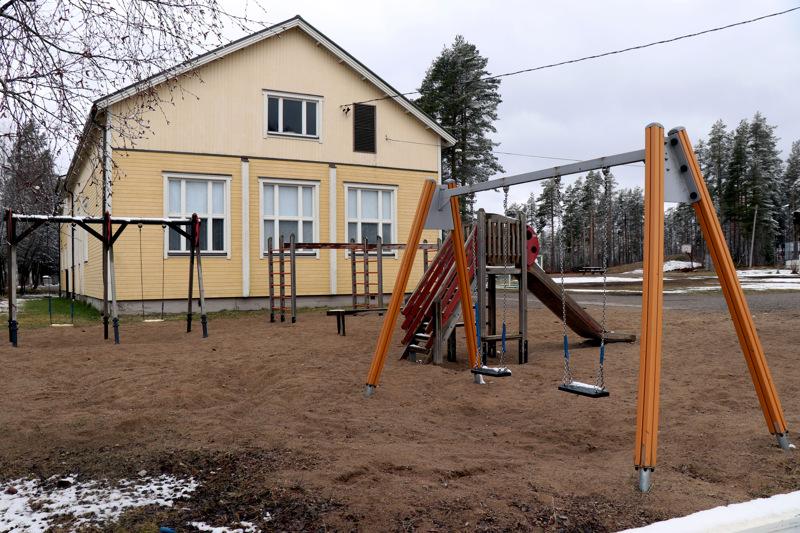 Oksakosken koululla on todettu sisäilmanongelma.