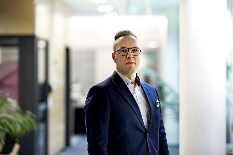 Mikael Wiklund aloittaa KPK Medioiden uutena kaupallisena johtajana helmikuussa.