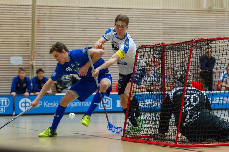 Nibacos osallistuu nousukarsintoihin, jotka alustavan tiedon mukaan alkavat maaliskuun ensimmäisenä viikonloppuna. Marraskuussa joukkue kohtasi Suomisarjassa KRP Akatemian. Nibacoksen Tommi Tilus väänsi Tomas Estovirran kanssa.