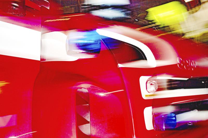 Liikenneonnettomuuden pelastus- ja raivaustyöt tapahtuivat nopeasti Haapajärvellä keskiviikkoaamuna.