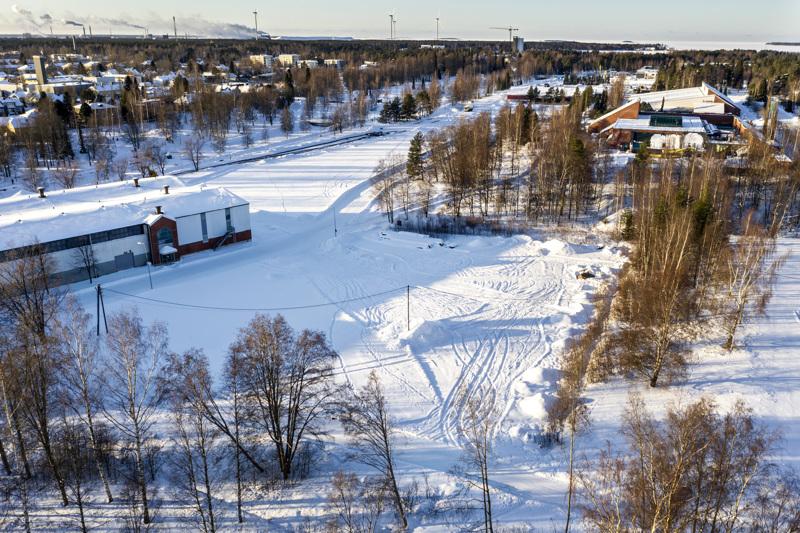 Tähän se nousee? Hybridiareenan ja koko urheilu- ja tapahtumapuiston rakentamisaikataulu alkaa selvitä, kun Kokkolan Urheilupuisto Oy:n toimitusjohtaja saadaan valittua.
