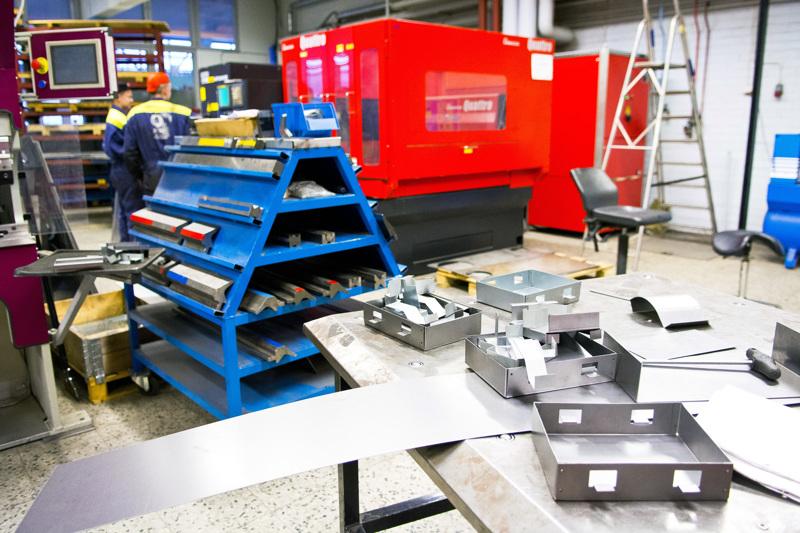 Metallimestarit -koulutusohjelmalla koulutetaan metallialan osaajia yrtysten tarpeisiin.