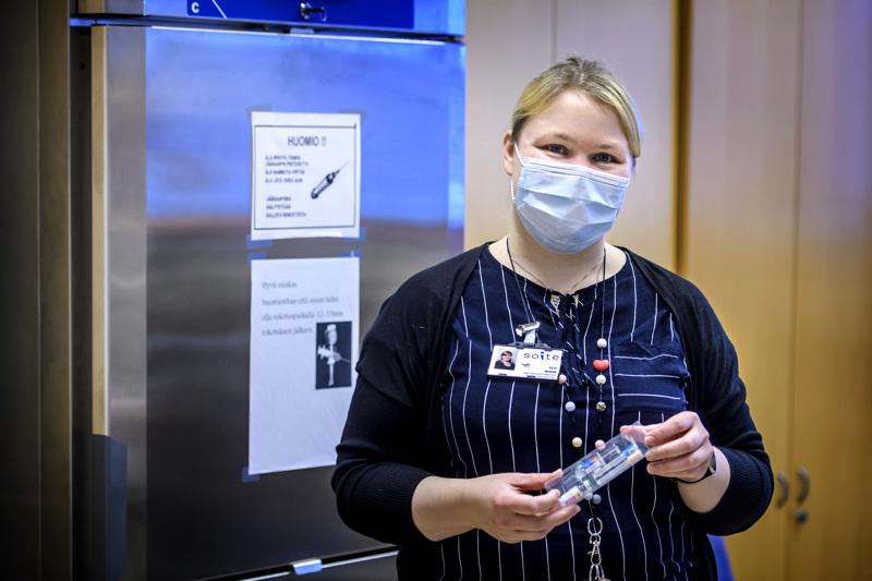 Tartuntatautihoitaja Suvi Rekilä Soitesta kertoo, että Soiten alueella rokotuskattavuus on ollut jo pitkään kattava ja laumasuojan antava tarttuville taudeille.