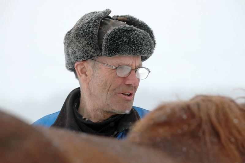 Pentti Rantalan sinnikäs työ hevosten parissa tuotti jälleen tulosta.