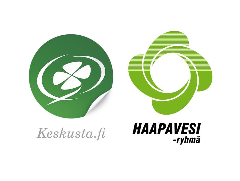Kirjoittajan mielestä Haapavesi-ryhmän tunnus hämärtää rajaa Keskustan ja Haapavesi-ryhmän välillä.