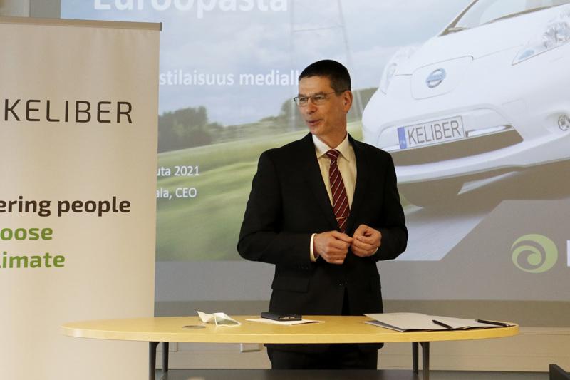 Keliber Oy ja Sibanye Stillwater Limited ovat sopineet 40 miljoonan euron rahoitusjärjestelystä. Uudesta yhteistyökuviosta ja litiumhankkeen etenemisestä kertoi Keliberin toimitusjohtaja Hannu Hautala Kokkolassa järjestetyssä tiedotustilaisuudessa.