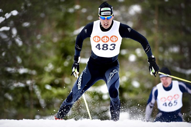 Teemu Kattilakoski oli mukana, kun Oberstdorfissa kisattiin edellisen kerran Pohjoismaisten hiihtolajien MM-mitaleista.
