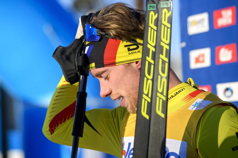 Joni Mäki ei yltänyt parhaalla matkallaan välieriin saakka MM-laduilla.