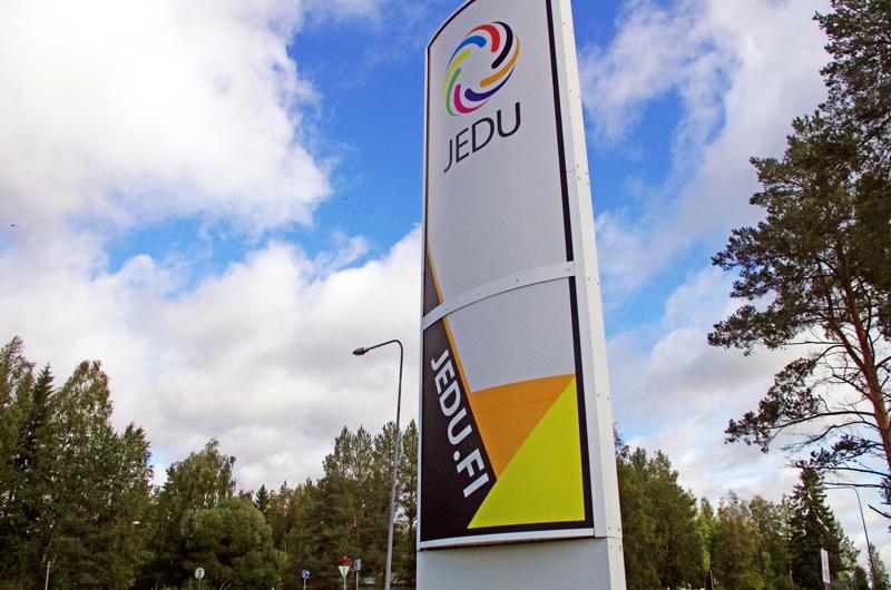Koulutuskeskus Jedu toimii useilla paikkakunnilla Kala-, Pyhä- ja Siikajokilaaksossa.