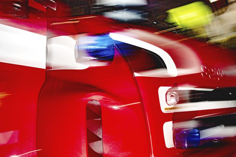 Kannuksessa on tapahtunut liikenneonnettomuus perjantaina hieman ennen kello neljää iltapäivällä.