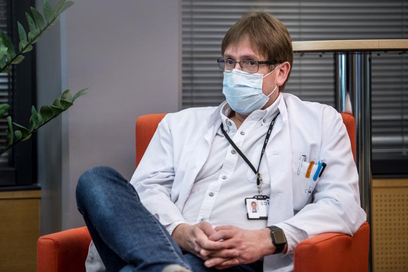 Lähipäivät ovat infektioyllääkäri Marko Rahkosen mukaan ratkaisevia. Koronatilannetta tarkastellaan seuraavan kerran koordinaatioryhmässä maanantaina.