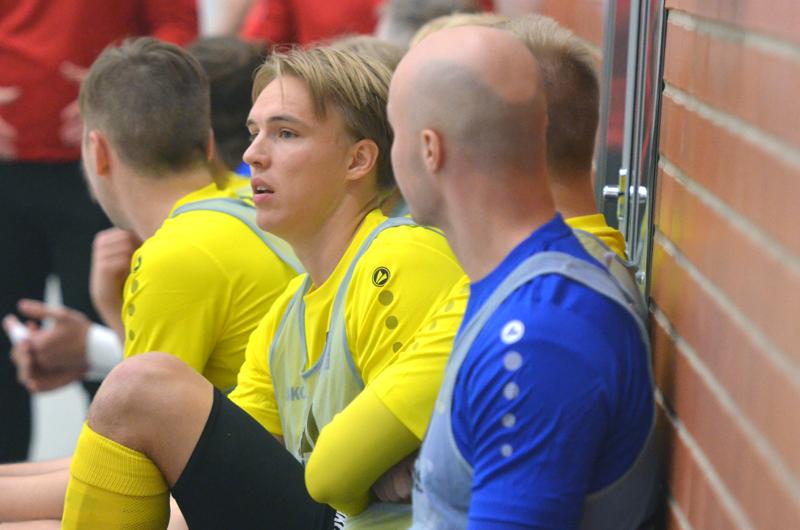 Jaakko Alasuutari lähti pikakomennuksella futsalmaajoukkueen mukaan EM-karsintojen kotipeleihin.