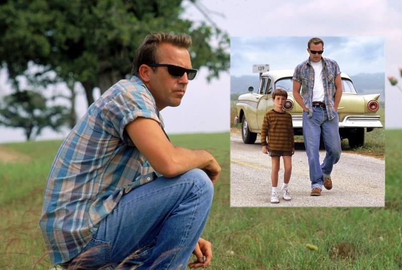 Täydellisessä maailmassa ei olisi vankikarkureita eikä lapsia vailla huolenpitoa. Eastwoodin filmin täydellinen parivaljakko.