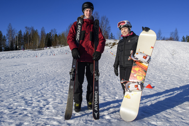 Lasse Peltoniemen lisäksi kurssia vetämässä oli Jenny Järvelä.