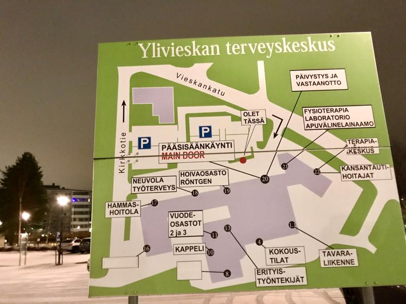 Peruspalvelukuntayhtymä Kallio tiedotti uudesta koronavirustartunnasta Ylivieskassa.