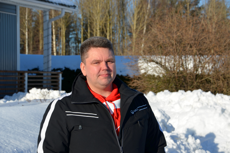 Onnea! Arsi Tuikka viettää nimipäivää yhtä aikaa veljensä Arin kanssa.