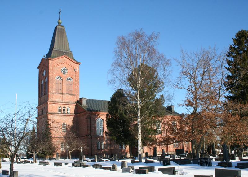 Kalajoen kirkko otetaan juhlallisesti käyttöön sunnuntaina 14. maaliskuuta pidettävällä piispanmessulla.