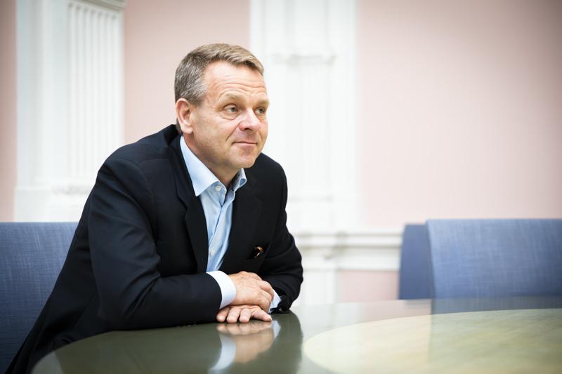 Jan Vapaavuori sanoo kokoomuksen ehdokaskeskustelun tuoneen esiin pormestarimalliin liittyviä ongelmia.