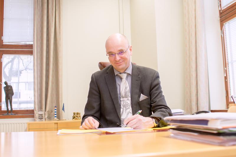 Timo Halonen.