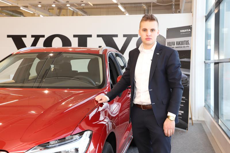 Wetterin myyntipäällikkö Andreas Sorvisto sanoo, että leasing-sopimuksen tekevä autoilija pääsee sopimuksen avulla irti ennalta arvaamattomista autoilun kuluista. Se on hyvin usein perustelu luopua auton omistamisesta.