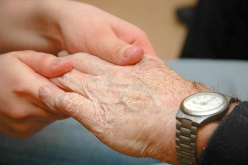 """Huolenpitoa. """"Jokaisella vanhuksella on oikeus hyvään hoitoon, huolenpitoon ja mielekkääseen elämään"""" , Hannele Ilola kirjoittaa."""