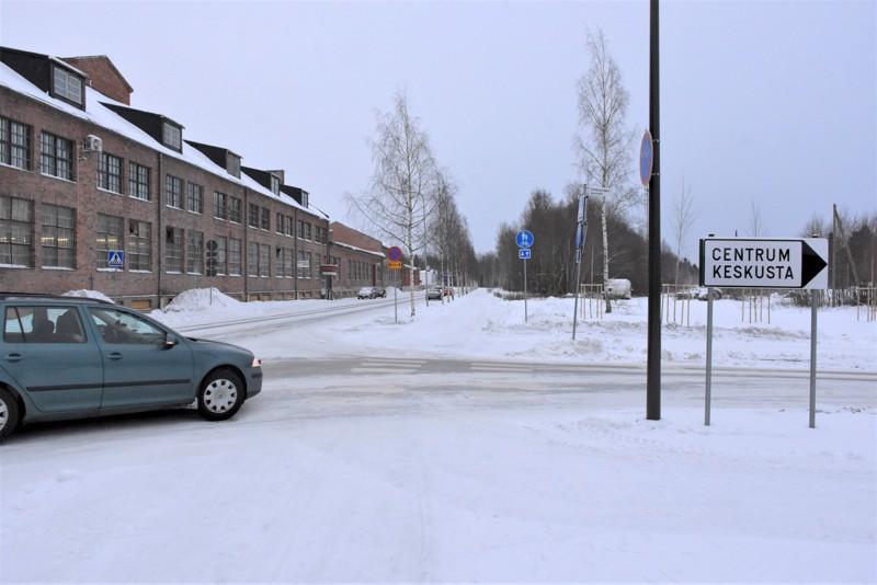 Vanhan Wartsilän edustalle suunnitellaan liikekeskusta, jonka toteuttaa WasaGroup. Alueen suunnittelu alkaa Pietarsaaren kaupungin kanssa.