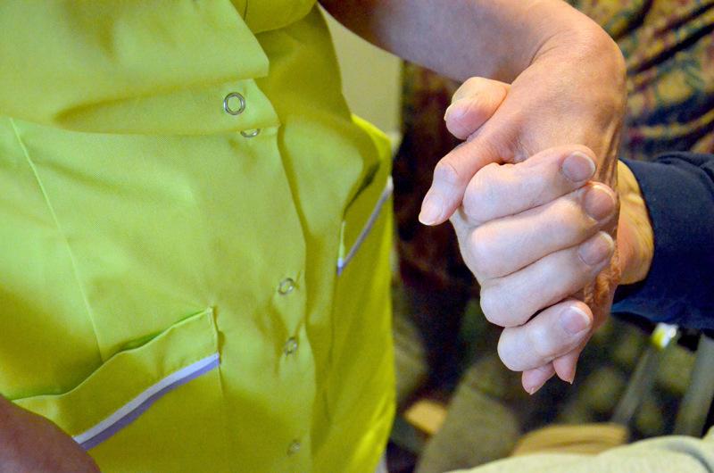 Peruspalvelukuntayhtymä Selänteen tavoitteena on, että asukas voi asua tehostetussa palveluasunnossaan elämänsä loppuun saakka.