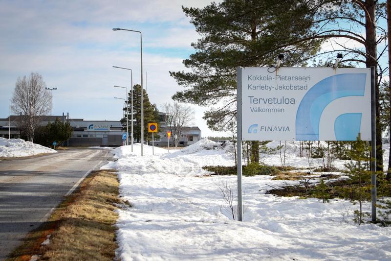 Virolainen lentoyhtiö NyxAir jatkaa liikennöintiä Kruunupyystä, kun Finnairin lennot huhtikuun puolivälissä päättyvät.