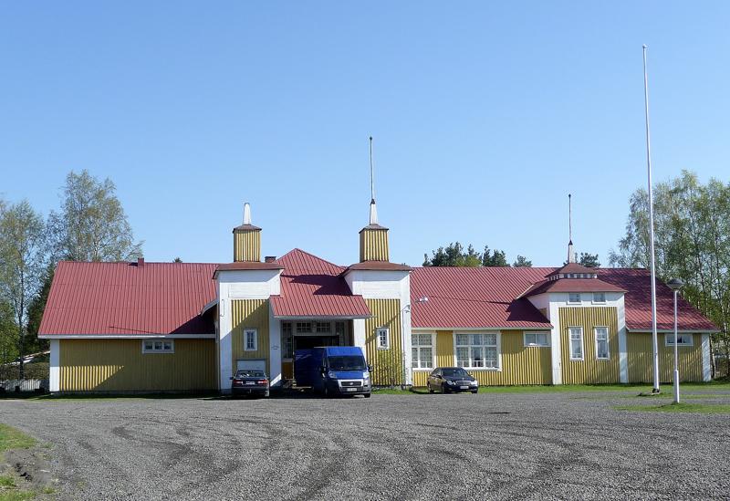 Oulaisten Nuorisoseuralle myönnetään 41000 euroa 1909 rakennetun Soihtulan korjauksiin.