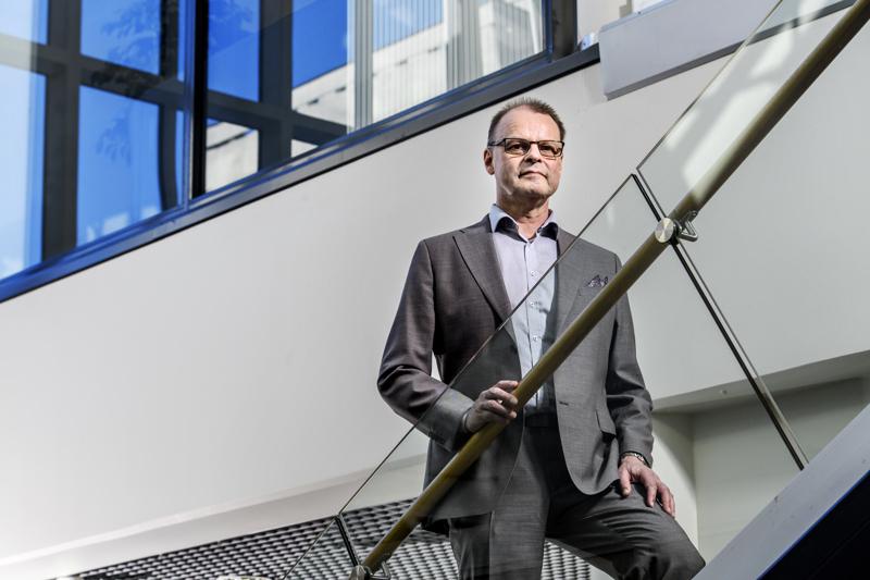 Mikko Luoma aloitti toimitusjohtajana helmikuussa 2020 Vesa Pihalajamaan siirtyessä eläkkeelle.