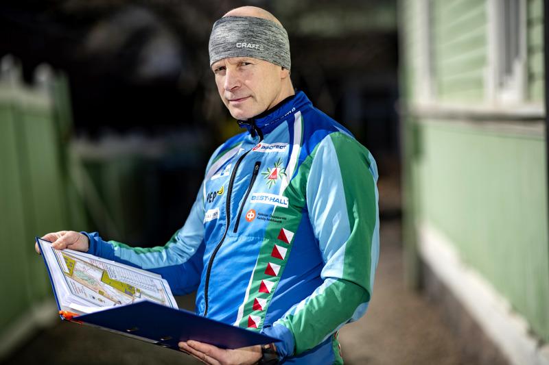 Timo Ronkainen sanoo, että omatoimirasteihin siirtyminen vuosi sitten oli tervetullut muutos.