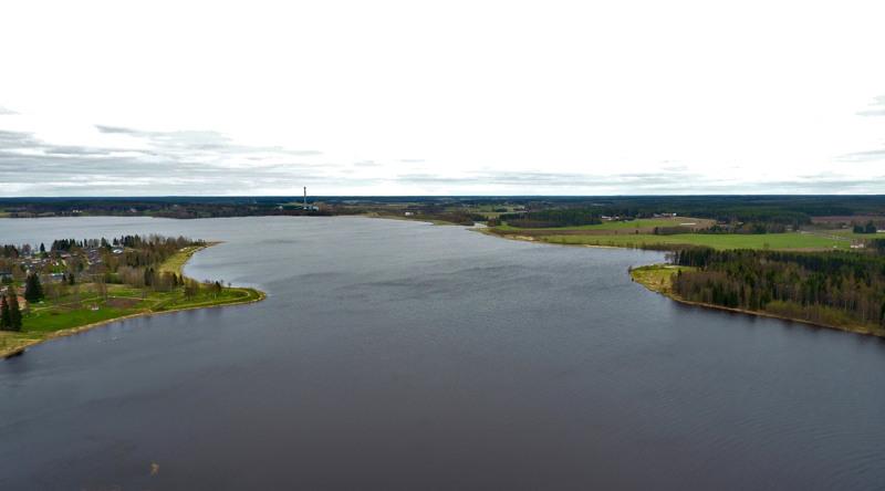 Onko kuvassa Haapajärvi vai Kirkkojärvi?