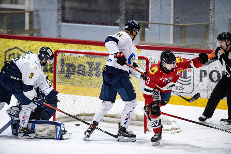 Oskari Uomala teki ottelun avausmaalin kasvattajaseuransa verkkoon. Uomalan pelit jatkuvat, K-Espoon kausi tuli päätökseen.