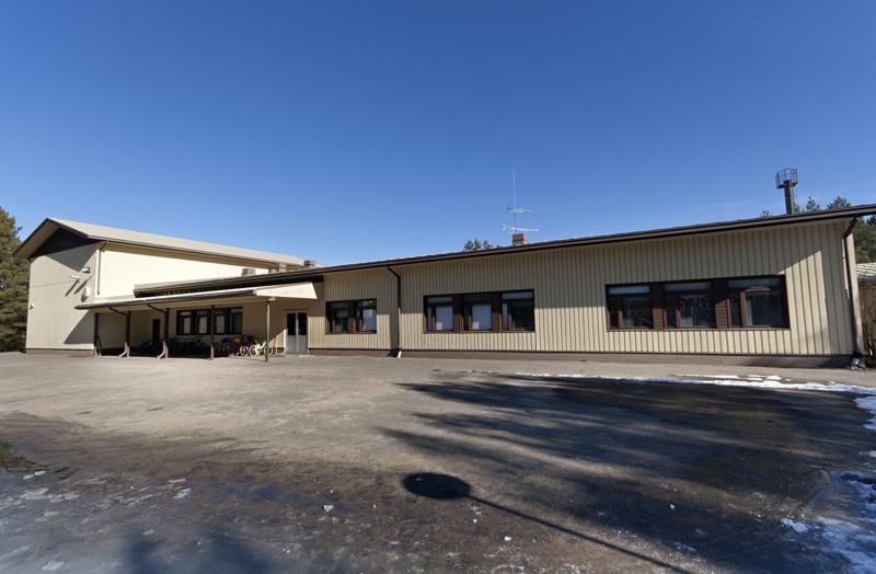 Rahjan koululla on myynnissä olevista kouluista huomattavasti korkein lähtöhinta.