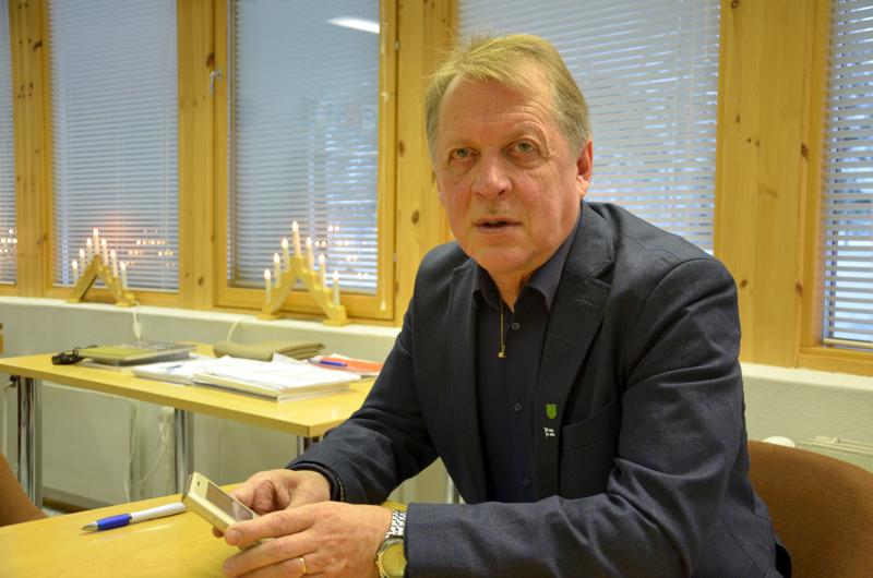 Hannu Kaartinen johtaa Oulaista alkusyksyyn saakka ja jää sen jälkeen eläkkeelle.
