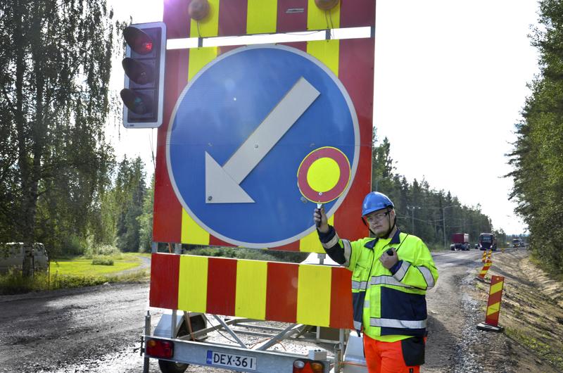 Kala- ja Pyhäjokilaakson ensi kesän tietyöt painottuvat kevyen liikenteen hankkeisiin.