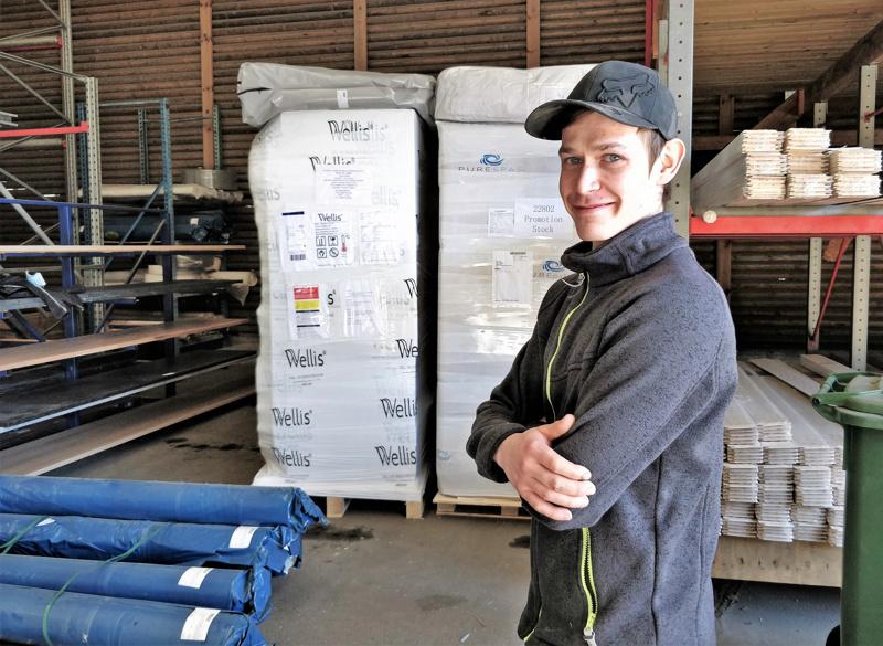 Kent Åkerlund osti Poolspan yhtiökumppaninsa kanssa viime vuonna.