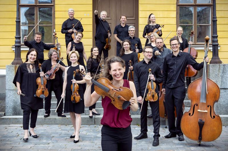 Keski-Pohjanmaan Kamariorkesterille kaavaillaan uusia tiloja Vingelle.